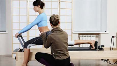 """P.T."" Pilates Therapy"